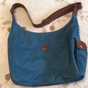 Longchamp blue purse